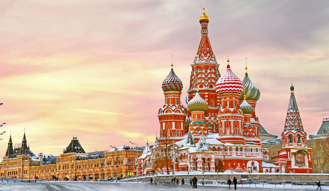 5 motivi per imparare il russo