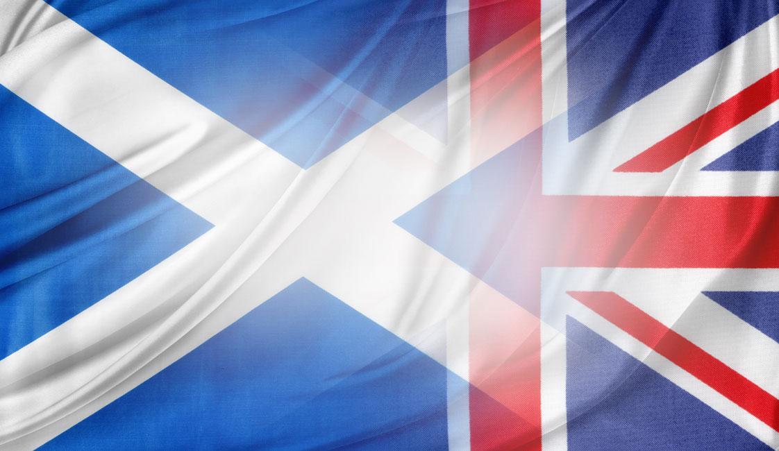 Differenze tra lingua inglese e scozzese