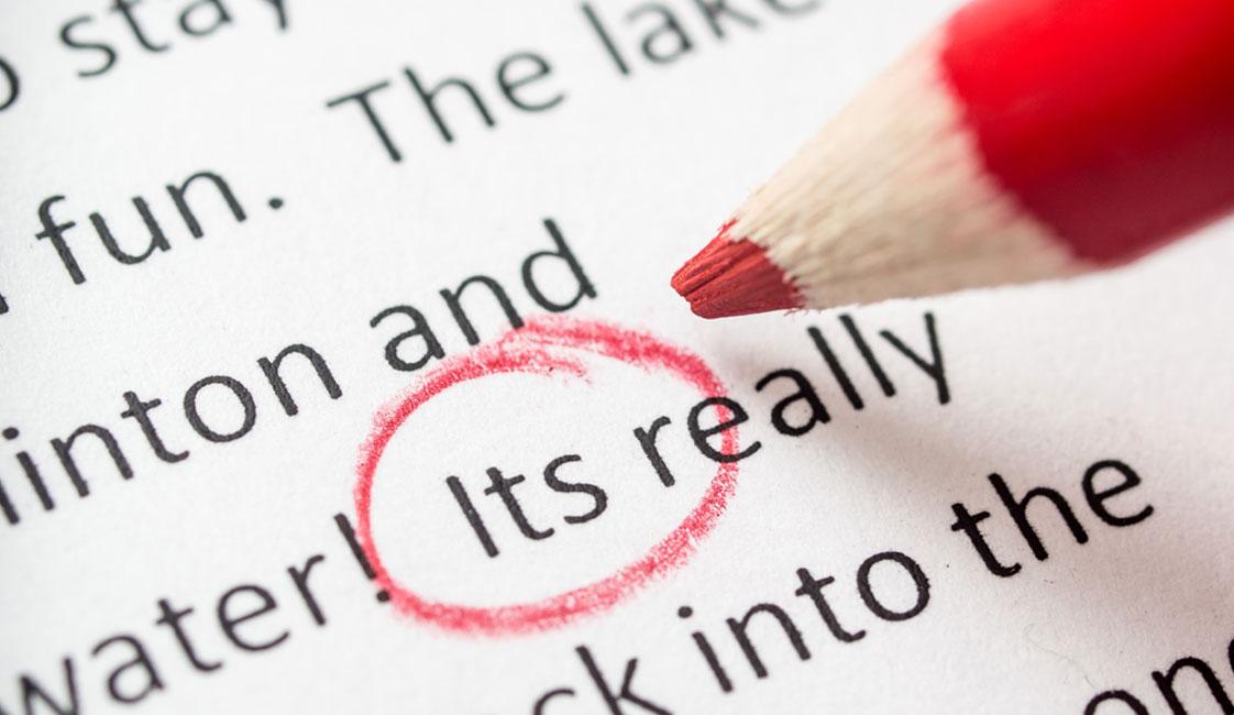 I 10 errori grammaticali più frequenti in inglese