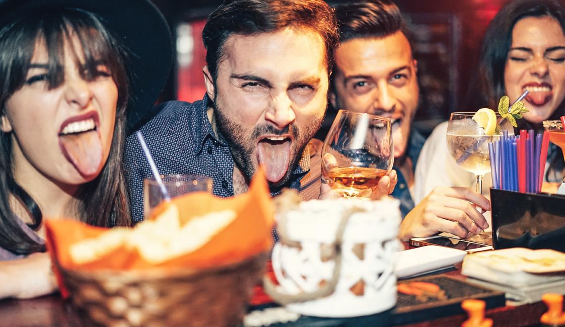 Parlare fluentemente in inglese, senza essere dipendenti dai gap filler: prova gli aperitivi in lingua!